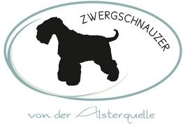 Zwergschauzer von  der Alsterquelle logo